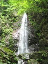 [ 東京 ] 払沢の滝 001