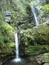 [ 埼玉 ] 黒山三滝: 男滝と女滝